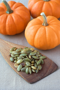 Pumpkin Seeds Yes Please!