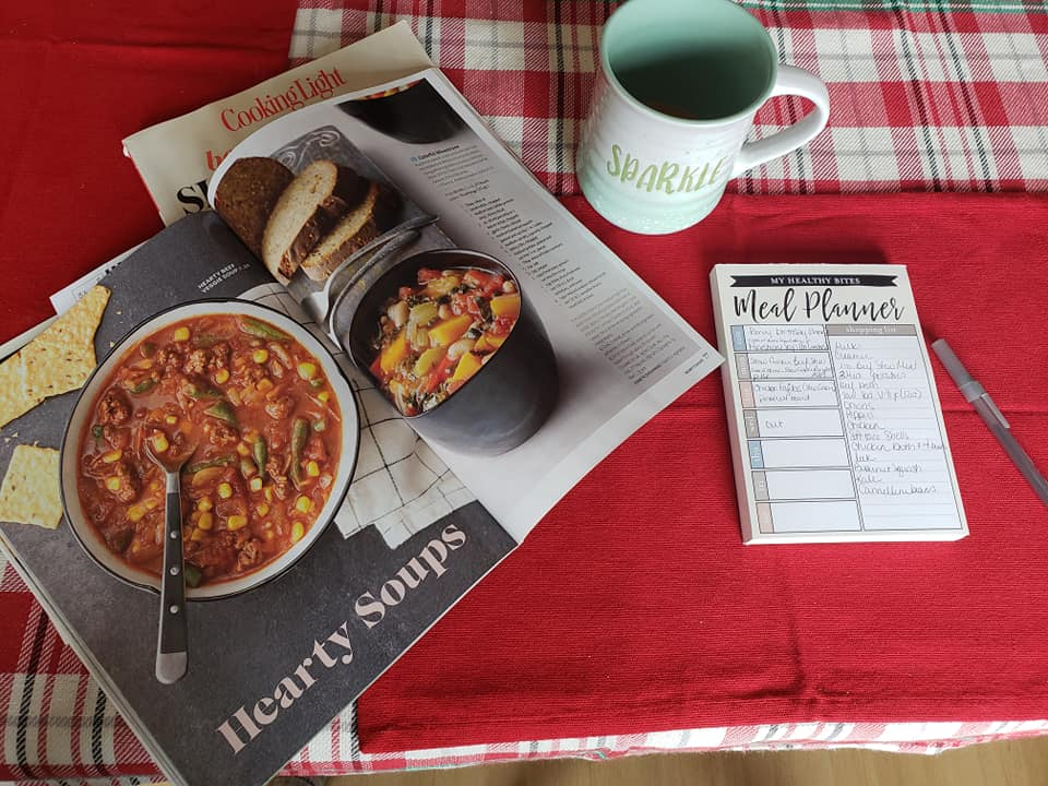 Meal Planning Tools: A few of my favorites…